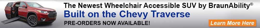 Handicap Accessible Wheelchair Van SUV