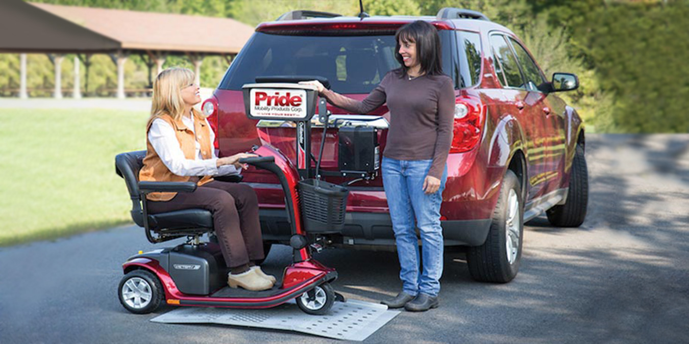 mobility scooter vehicle lift